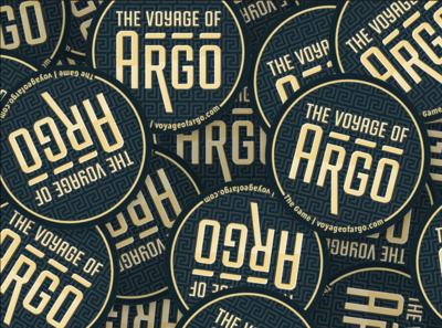 The Voyage of Argo Stickers