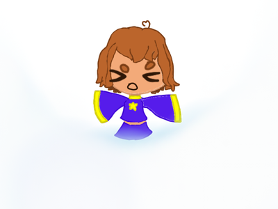 hikari-chan as a chibi hikari-chan hikari hoshi cute anime chibi