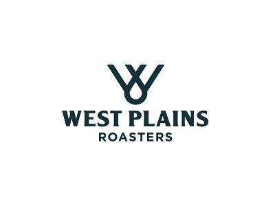 West Plains Roasters logodesign logo identity design freelance designer branding brand design