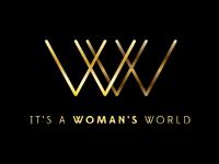 It's a Woman's World - logo