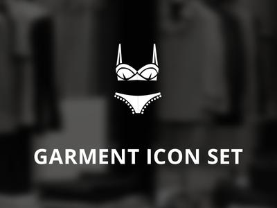 EyeFitU garment icons design