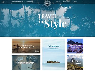 Travel website tourism web travel