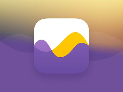 Audiobook player app icon sound flat icon ios player book audio audiobook