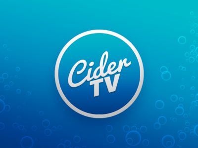 CiderTV: app icon for OS X