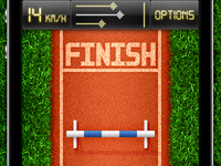 Running game for iPhone