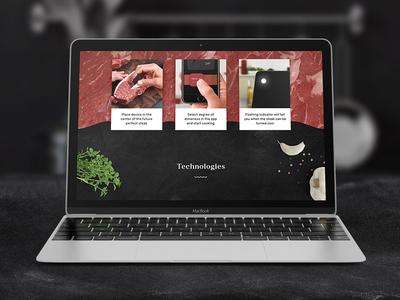 Steak Timer Page
