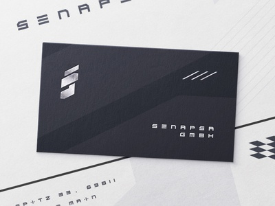 GmbH Business Card