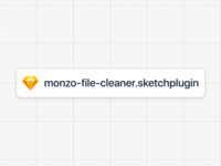 Monzo File Cleaner