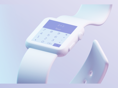 Daily UI 04 – Calculator