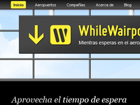 Whilewairport logo