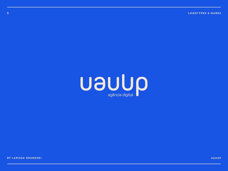 Uauup Project ui digital art marketing digital agency branding brand identity brand design brand mark logodesign logotype logo