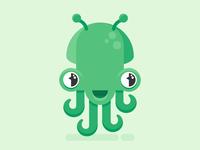 Octopus likely alien