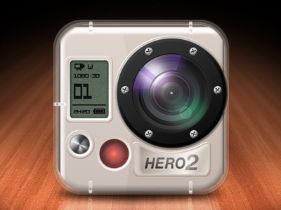 Gopro ios icon