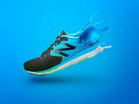 Liquid Shoe
