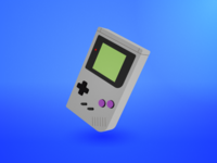 Cel Shading Game Boy