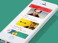 TV Shows - iPhone App