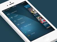 Main Nav iOS7