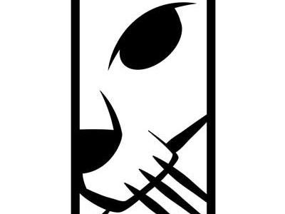 Moutain lion emblem wiskers eye cat simple mountain lion lion cougar logo cogwurx