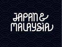 Japan & Malaysia