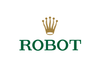 Robot Octopus (Rolex version) parody branding brand ad advertising lettering typography type logo art inspiration practice