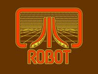Robot Octopus (70's Atari T-shirt Version)