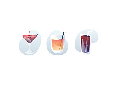 SF Design Week at Blend! alcohol illustration icon drink beverage cocktail graphic art sfdesignweek week design sf