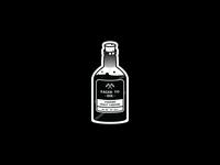 Malt Liquor Illustration