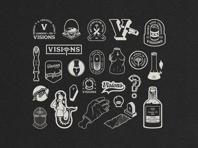 Visions: Collection