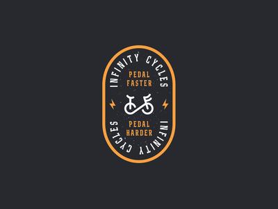 Infinity Cycles Branding