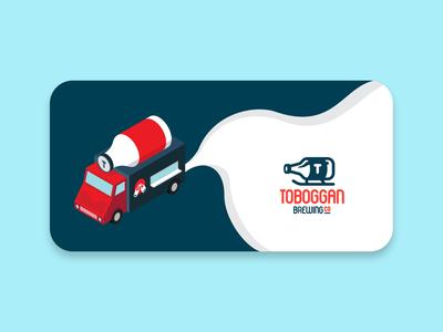 Toboggan Van