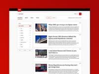 ThirtyUI Challenge #3 - CNN Search Results