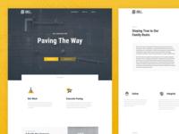 D&J Construction – Website Design & Development