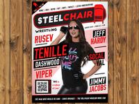 SteelChair Wrestling Magazine #22