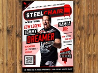 SteelChair Wrestling Magazine #23