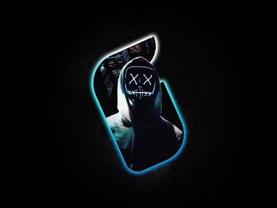 Sliq Gaming Brand Identity Teaser black cyberpunk logo inspiration gaming logo dark neon gaming