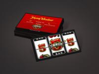 Casino Business Card