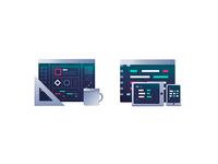 Design x Development - Grunge Icons III