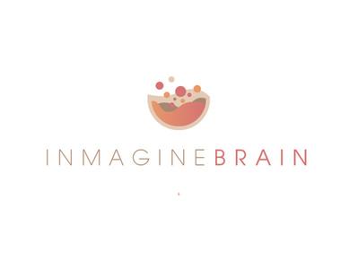 Inmagine Brain #1 logo concept tech inmagine ai brain