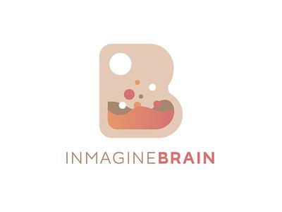 Inmagine Brain logo #2 technology tech concept logo ai brain