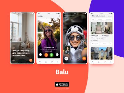 Rent app Balu