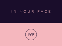 In Your Face Logo