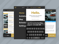 Auto Exhibition Companion App