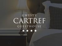 Cartref Guesthouse Branding