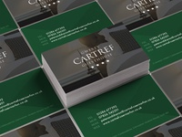 Cartref Guesthouse Business Cards