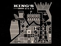 King´s beer.