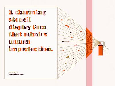 Lost Type Co-Op || Enemy losttype font enemy specimen martin azambuja vector