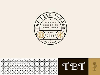TBT branding beer identity martin azambuja