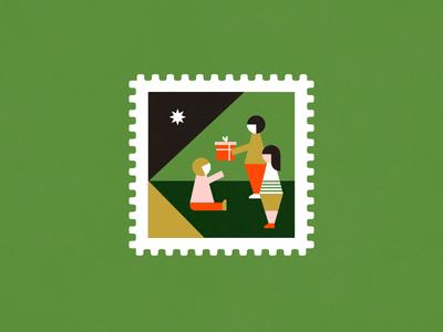 Stamp II