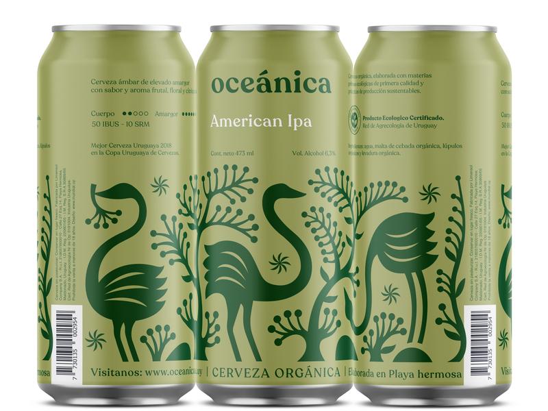 Oceánica Beer