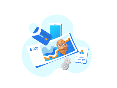 Payment methods payments illustration